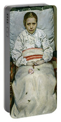 Sick Girl, 1881 Portable Battery Charger