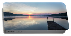 Silent Reflections Portable Battery Charger