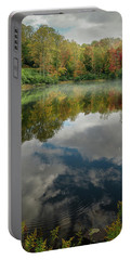Sims Pond Blowing Rock North Carolina Portable Battery Charger