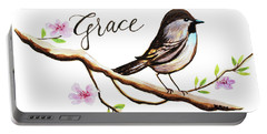 Sing Grace Portable Battery Charger