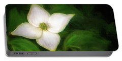 Single Dogwood Natural Portable Battery Charger