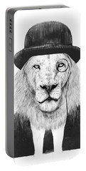 Sir Lion Portable Battery Charger