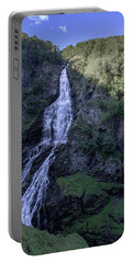 Portable Battery Charger featuring the photograph Sivlefossen, Norway by Andreas Levi