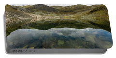 Portable Battery Charger featuring the photograph Skarsvotni, Norway by Andreas Levi