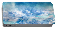 Sky Moods - A View From Above Portable Battery Charger