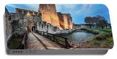 Smederevo Fortress Gate And Bridge Portable Battery Charger