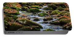 Smokey Mountain Cascades Portable Battery Charger