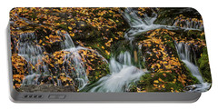 Smokey Mountain Falls Portable Battery Charger