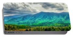 Smoky Mountain Farm Land Portable Battery Charger