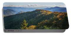 Smoky Mountains Portable Battery Charger