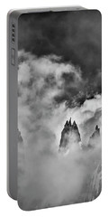 Sneaking Thru The Clouded Alps II Portable Battery Charger