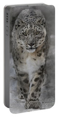 Snow Leopard II Portable Battery Charger