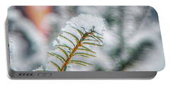 Snow Needle Portable Battery Charger