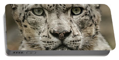 Snowleopardfacial Portable Battery Charger