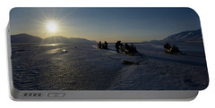 Snowmobile Expeditions Portable Battery Charger
