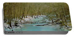 Snowy Creek Portable Battery Charger