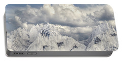 Snowy Mountain 002 Portable Battery Charger