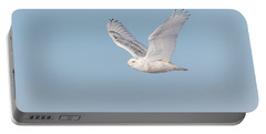 Snowy Owl 2018-23 Portable Battery Charger