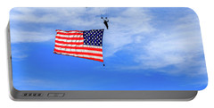 Socom Flag Jump Portable Battery Charger