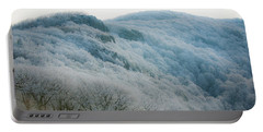 Soft Hoarfrost Portable Battery Charger
