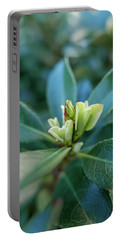 Softly Blooming Portable Battery Charger