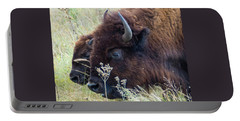 Someone To Watch Over Me Portable Battery Charger
