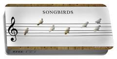 Songbirds Portable Battery Charger