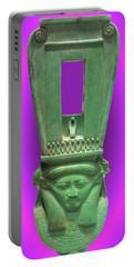 Sound Machine Of The Goddess Portable Battery Charger