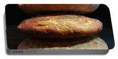 Sourdough Bread Stack 1 Portable Battery Charger