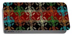 Southwestern Sun Tile Portable Battery Charger