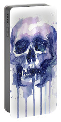 Space Skull Portable Battery Charger