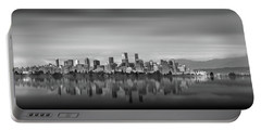 Special View Of Downtown Vancouver Portable Battery Charger
