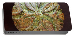 Spicy Spinach Sourdough Portable Battery Charger