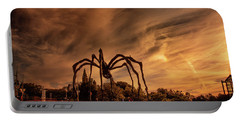 Spider Maman - Ottawa Portable Battery Charger