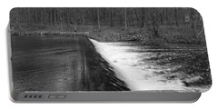 Spillway At Waterloo Village Portable Battery Charger