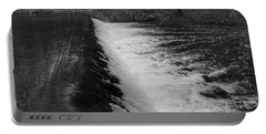 Spillway In Detail - Waterloo Village Portable Battery Charger