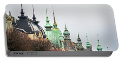 Spires Of Stockholm Portable Battery Charger