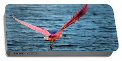 Spoonbill Wingspan Portable Battery Charger