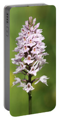 Spotted Orchid Portable Battery Charger