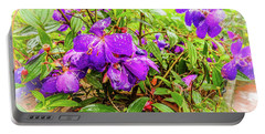 Spring Blossoms2 Portable Battery Charger