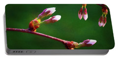 Spring Buds - Weeping Cherry Tree Portable Battery Charger