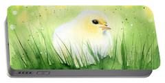 Spring Chick Portable Battery Charger