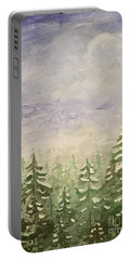 spring flurry Teton Style Portable Battery Charger