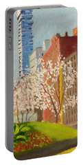 Spring In Worth St Portable Battery Charger