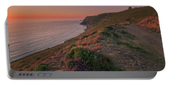 St Agnes Sunset Portable Battery Charger
