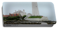 St Mary's Lighthouse Portable Battery Charger