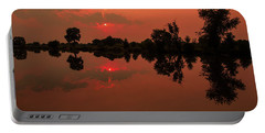 St. Vrain Sunset Portable Battery Charger