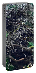 Stacked Tree Portable Battery Charger