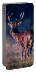 Stag Eating Portable Battery Charger