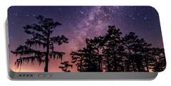 Portable Battery Charger featuring the photograph Star Bright by Andy Crawford